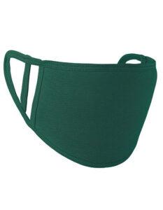 Premiumtex Mund-Nasen-Maske flex 5-er Pack in grün
