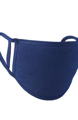 Premiumtex Mund-Nasen-Maske flex aus Baumwolle im 5-er Pack