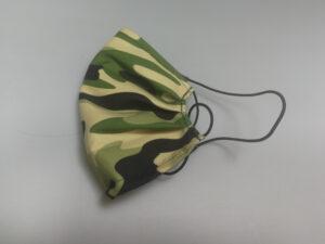 armada Mund-Nasen-Maske Camouflage protect grün