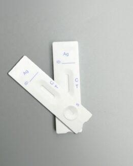 Clungene Covid-19 Antigen Rapid Test. Eigenanwendung